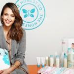 Джесика Альба - основательница Honest Co.