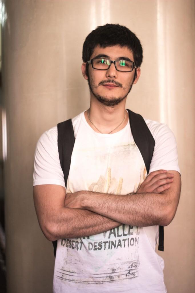 Ахмед Аргымбаев Выпускник Bachelor of Arts in Journalism, KIMEP. Журналист, Idea-Lab.kz.