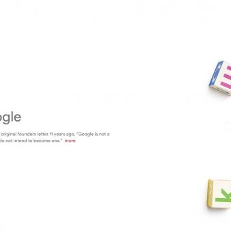 Google создал собственный Алфавит