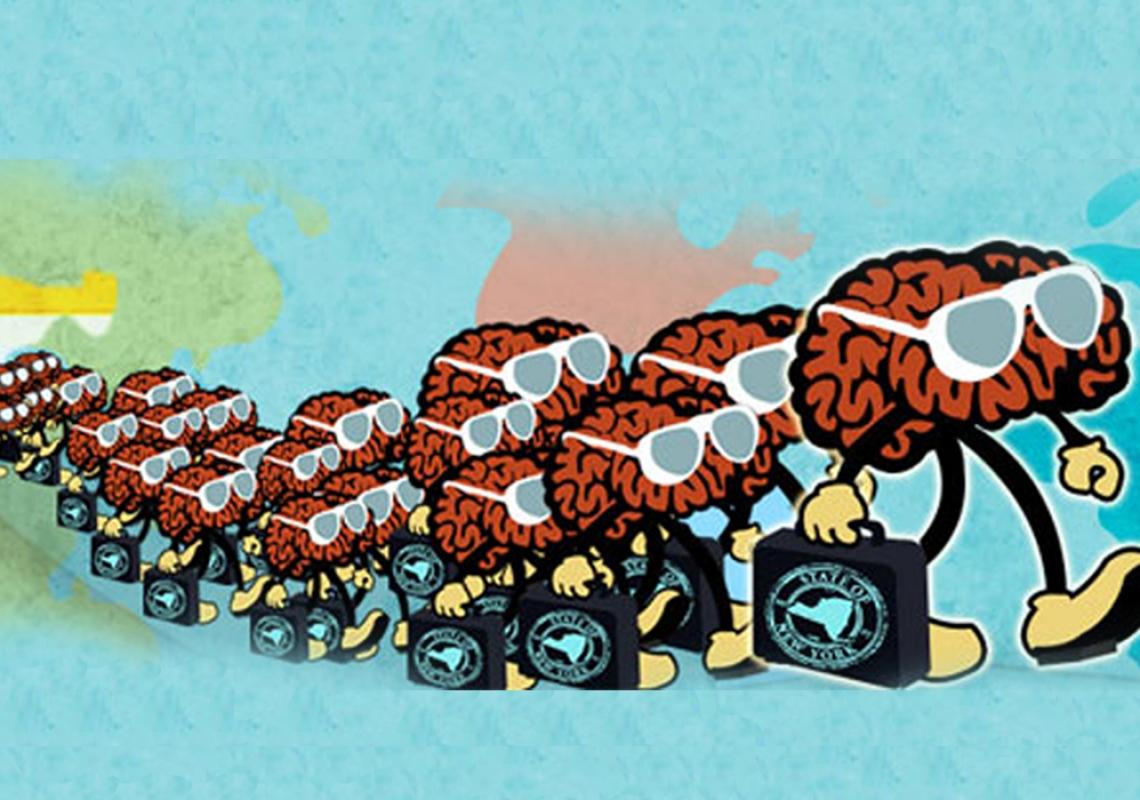 Откуда Кремниевая долина импортирует мозги?