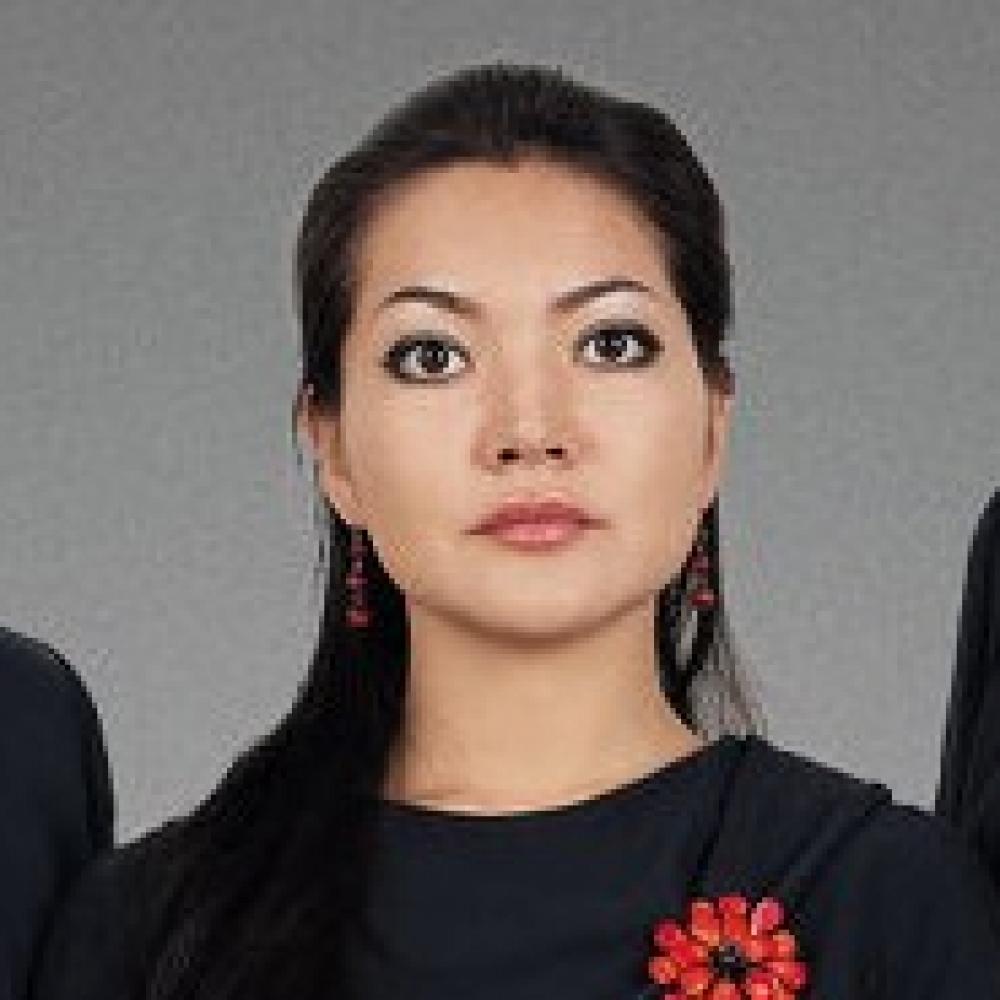 Эльвира Каламкалиева